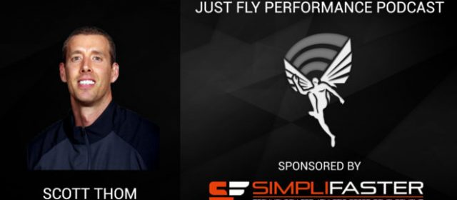 Guest Appearance on Just Fly Performance Podcast #91: Culture that Transfers from the Weightroom to the Court